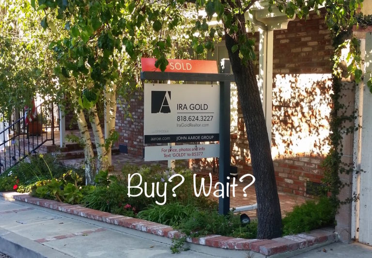"""Homebuyers: """"But really…do I buy now or wait?"""""""